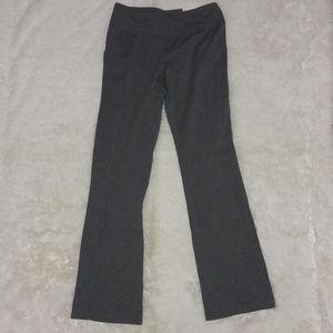 SO Charcoal Gray Yoga Skinny Bootcut Pants